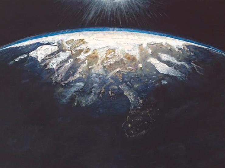 Original Artwork from Space