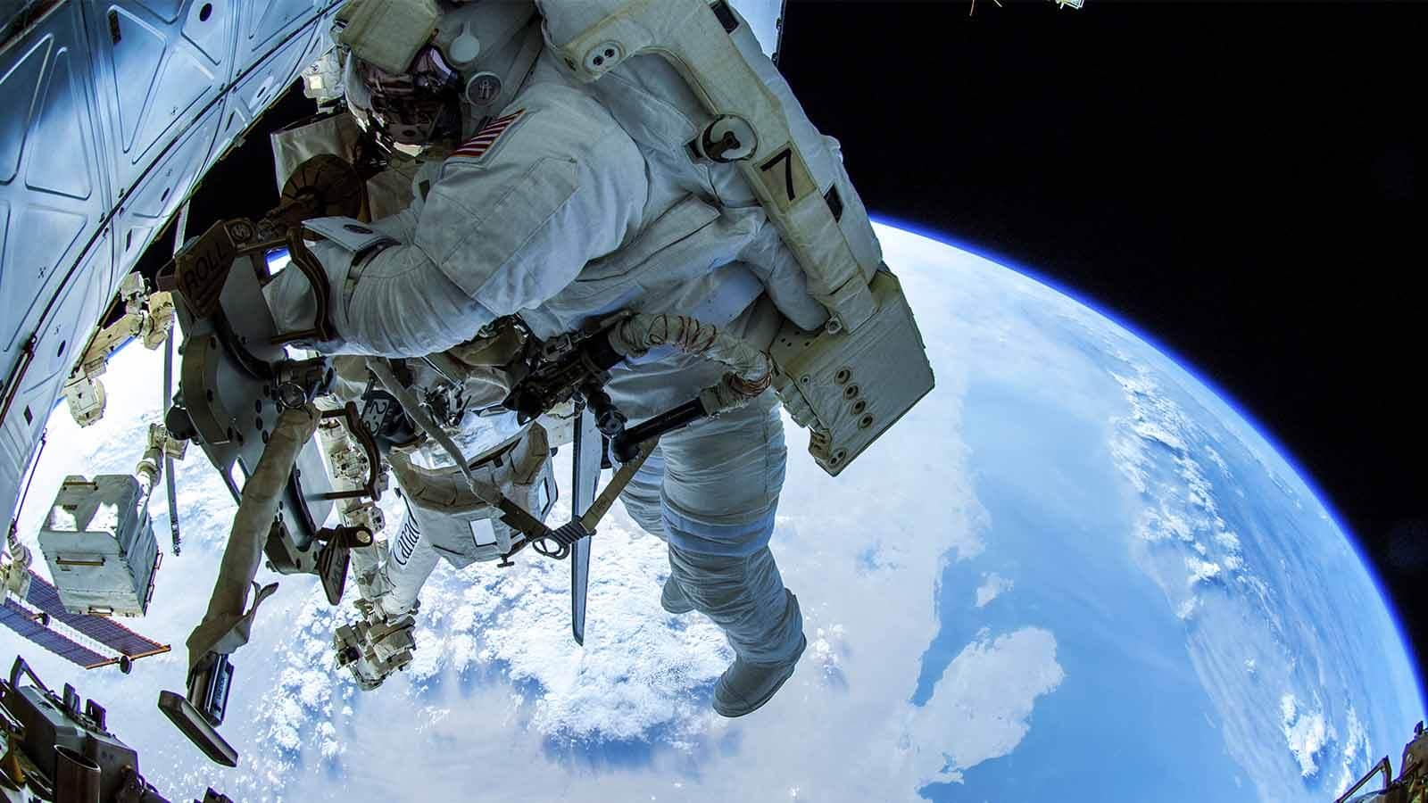Astronaut Speaker Consultant Ron Garan
