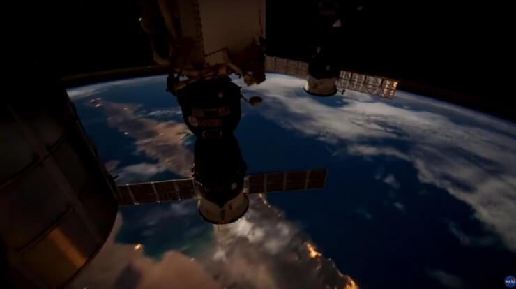 The Earth Illuminated image