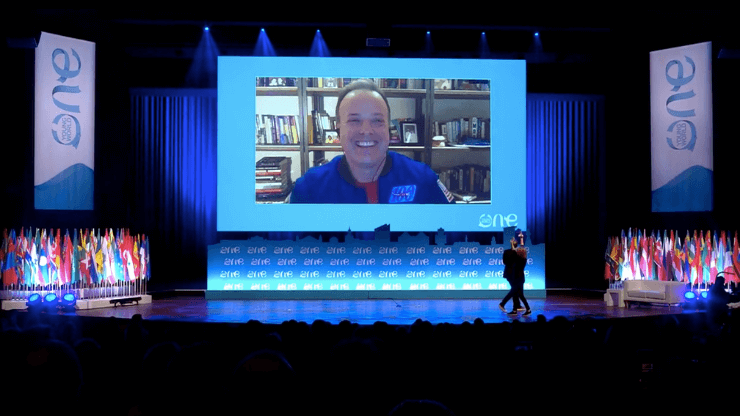One Young World Summit 2018 Speaker Ron Garan