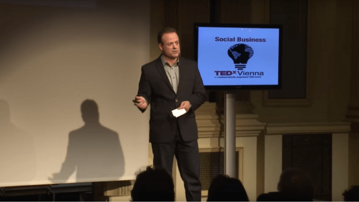 International Keynote Speaker Ron Garan