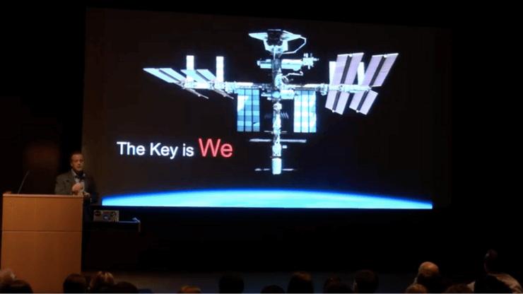 Duke University Keynote Speaker presents